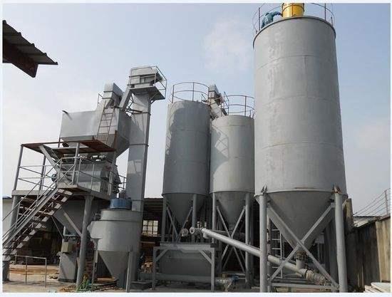 半塔楼式砂浆生产线管理5要素